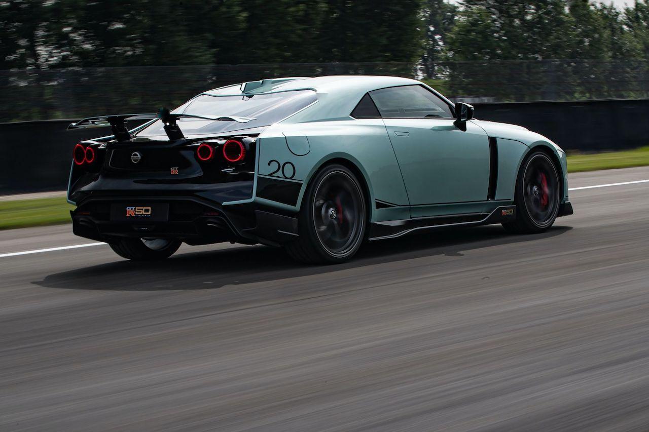 日産 GT-R50 by イタルデザイン_005