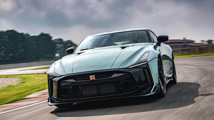 日産 GT-R50 by イタルデザイン_006