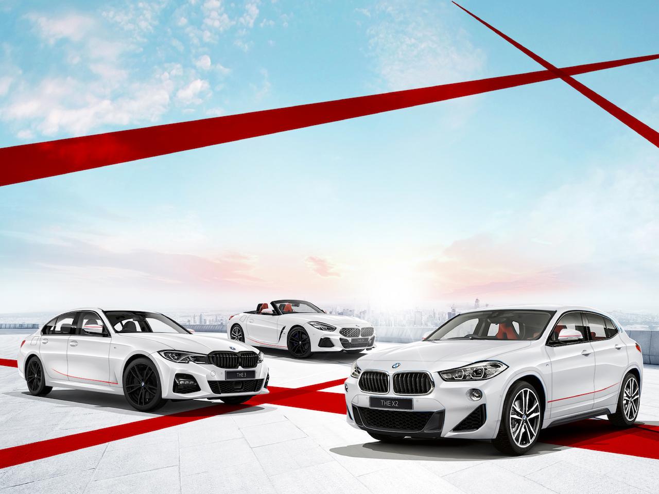 「BMW X2に2.0Lディーゼルエンジンを積んだ「xDrive 18d M Sport Edition Sunrise」を設定【新車】」の2枚目の画像
