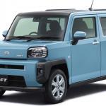 新型ダイハツ「タフト」の正式発売は6月10日! 先行予約キャンペーンで見えてきた車両価格は?【2020年6月11日更新】 - DAIHATSU_TAFT