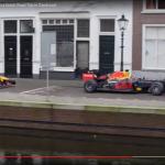 オランダを走るF1