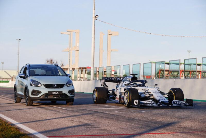 ホンダ フィット F1