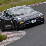 EV車輌がガチバトル! ALL JAPAN EV-GP SERIESが開幕。第1戦を制したのは…? - JEVRArd1Q1Model3