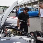 EV車輌がガチバトル! ALL JAPAN EV-GP SERIESが開幕。第1戦を制したのは…? - JEVRArd1TTeamTAISAN