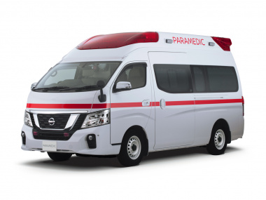 日産自動車 高規格準拠救急車