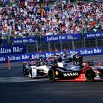 フォーミュラEとは?「電気のF1」と呼ばれる世界選手権レース【自動車用語辞典:モータースポーツ編】 - Nissan Formula E podium in Mexico - image 01-source