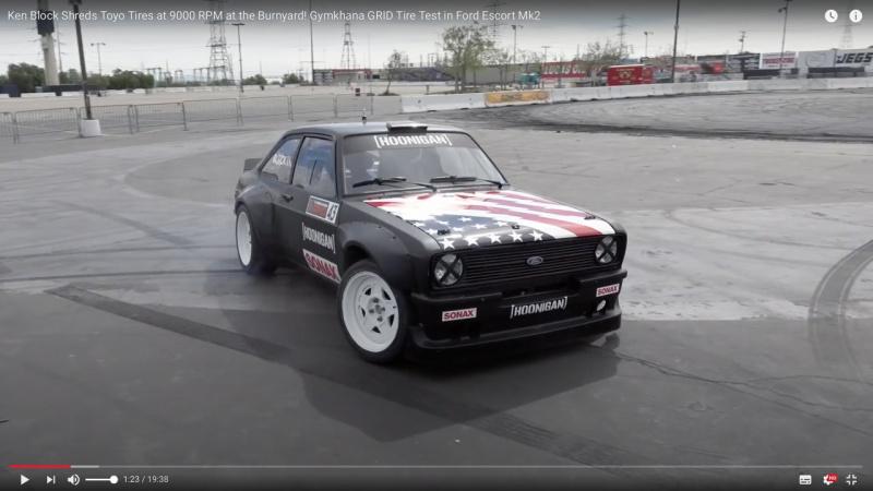 フォード・エスコートMk2 RS