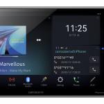 最新のディスプレイオーディオ、クレイドル&タブレット、サブウーファーを発売【カロッツェリア2020年夏モデル】 - Pioneer_DMH-SF700_20200510_1