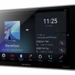 「Apple CarPlay」、「Android Auto」に対応する最新のディスプレイオーディオが新登場【カロッツェリア2020年夏モデル】 - Pioneer_DMH-SF700_20200510_2