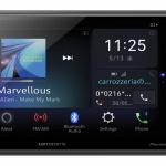 「Apple CarPlay」、「Android Auto」に対応する最新のディスプレイオーディオが新登場【カロッツェリア2020年夏モデル】 - Pioneer_DMH-SZ700_20200510_1