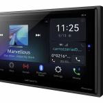「Apple CarPlay」、「Android Auto」に対応する最新のディスプレイオーディオが新登場【カロッツェリア2020年夏モデル】 - Pioneer_DMH-SZ700_20200510_2