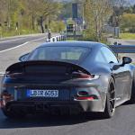 新型・ポルシェ911 GT3、ちょっと控えめの「ツーリング」をキャッチ - Porsche 911 GT3 Touring 10