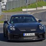 新型・ポルシェ911 GT3、ちょっと控えめの「ツーリング」をキャッチ - Porsche 911 GT3 Touring 4
