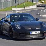 新型・ポルシェ911 GT3、ちょっと控えめの「ツーリング」をキャッチ - Porsche 911 GT3 Touring 5