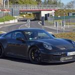新型・ポルシェ911 GT3、ちょっと控えめの「ツーリング」をキャッチ - Porsche 911 GT3 Touring 6