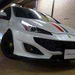 トヨタ・プリウスにフェラーリ仕様!? 山口県のチューナー「Albermo」が最新カスタムを発売 - Toyota-Prius-Ferrari-3