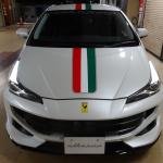 トヨタ・プリウスにフェラーリ仕様!? 山口県のチューナー「Albermo」が最新カスタムを発売 - Toyota-Prius-Ferrari-4