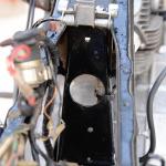 旧車再生の基本・フレームを清掃する(後編)【49年前のCB125は直るのか?素人再生記 】 - cb125k_flame08