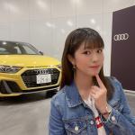Audi A1sport backと
