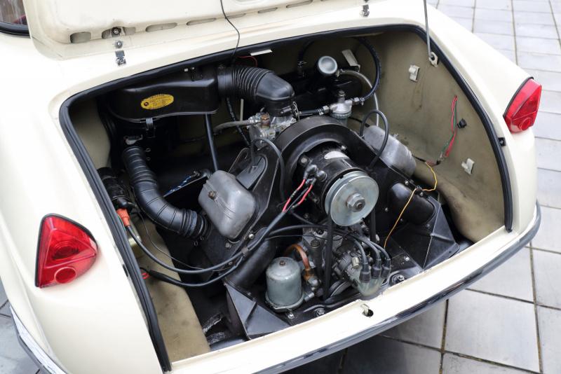 R360クーペエンジン