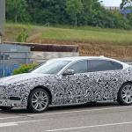 ジャガーXF改良型、スポーツブレイク&ロングボディをWスクープ! - Jaguar XF facelift 10