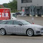 ジャガーXF改良型、スポーツブレイク&ロングボディをWスクープ! - Jaguar XF facelift 4