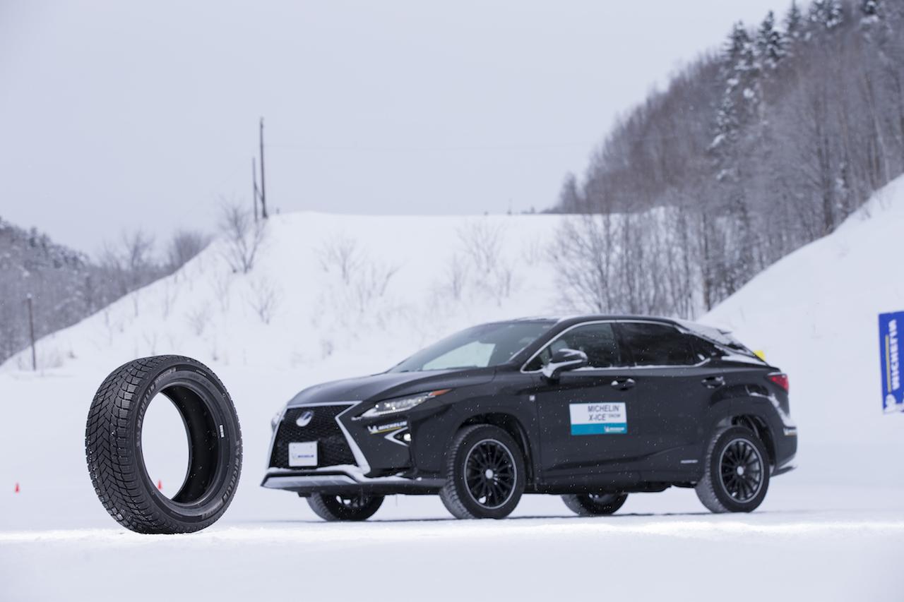 「多様で過酷な日本の冬道に対応する、新スタッドレスタイヤ「MICHELIN X-ICE SNOW」が新登場」の18枚目の画像