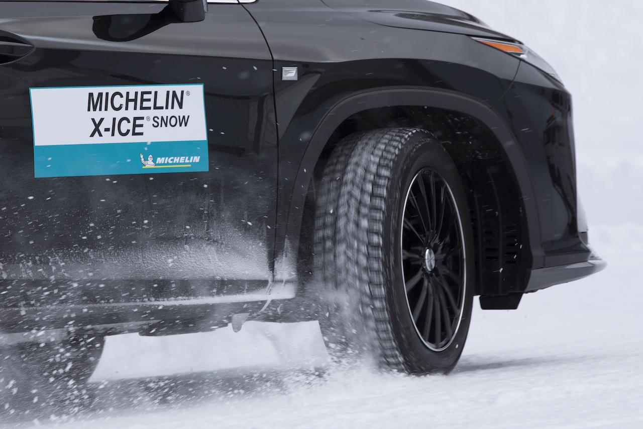 「多様で過酷な日本の冬道に対応する、新スタッドレスタイヤ「MICHELIN X-ICE SNOW」が新登場」の11枚目の画像