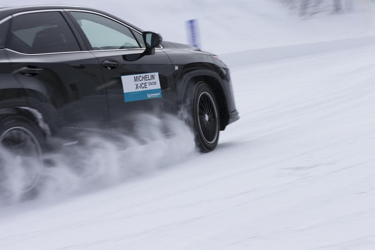「多様で過酷な日本の冬道に対応する、新スタッドレスタイヤ「MICHELIN X-ICE SNOW」が新登場」の21枚目の画像