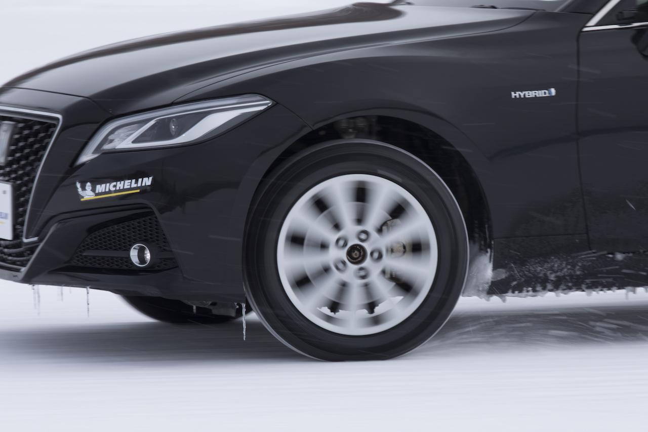 「多様で過酷な日本の冬道に対応する、新スタッドレスタイヤ「MICHELIN X-ICE SNOW」が新登場」の12枚目の画像