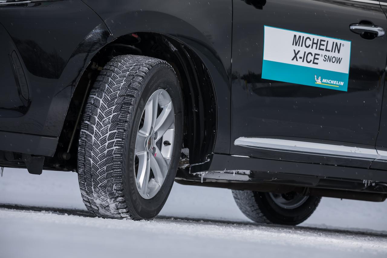 「多様で過酷な日本の冬道に対応する、新スタッドレスタイヤ「MICHELIN X-ICE SNOW」が新登場」の25枚目の画像