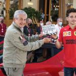 モナコ市街地に希望のサウンドが響き渡った! シャルル・ルクレールがフェラーリ SF90 ストラダーレと映画撮影 - monaco-6