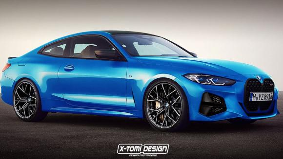 BMW M4クーペ CG
