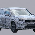 BMW X1、次世代型で大変身! クーペルーフに変身、キドニーグリルはどうなる? - BMW X1 3