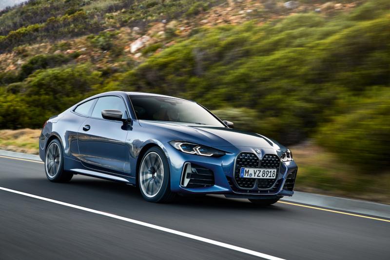 BMW4シリーズクーペ