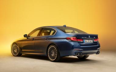 BMW ALPINA B5/D5 S