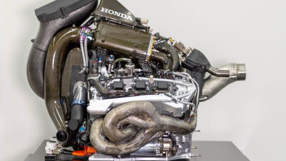 F1用パワーユニット