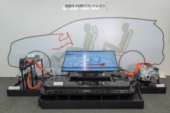 次世代EV用パワートレイン