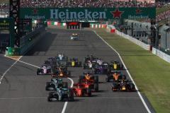 2020年F1鈴鹿