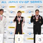 「早くも第2戦を迎えたEVレース・ALL JAPAN EV-GP SERIES 第2戦はテスラ3が圧勝」の13枚目の画像ギャラリーへのリンク