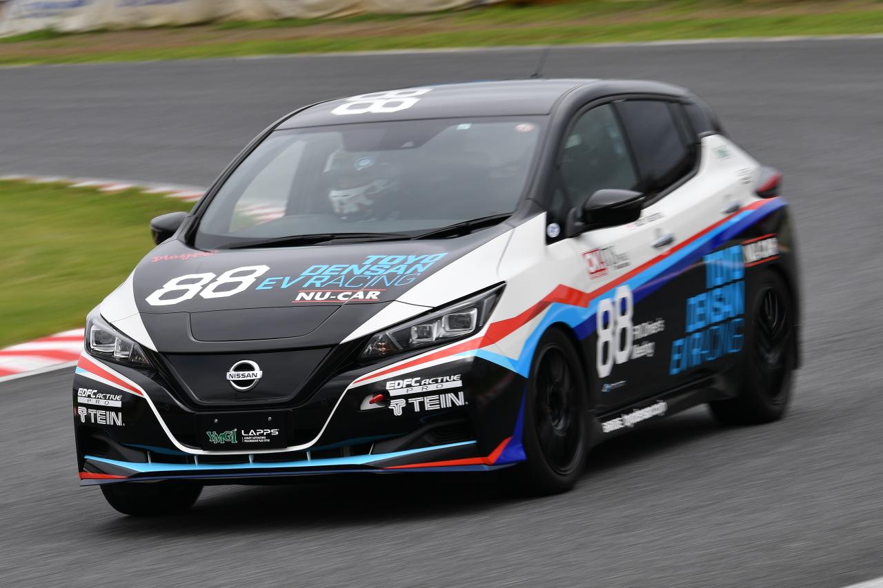 「早くも第2戦を迎えたEVレース・ALL JAPAN EV-GP SERIES 第2戦はテスラ3が圧勝」の5枚目の画像