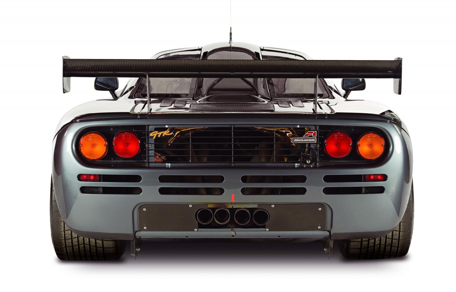 「マクラーレンのル・マン優勝25周年限定車の色はどうして「上野グレー」? 実は日本と深い関係があった!」の16枚目の画像