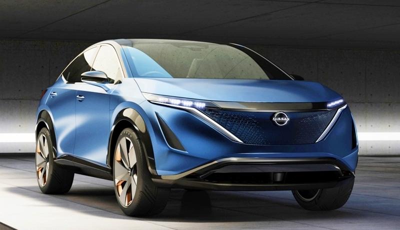 「7月にデビューする日産の新型EV「アリア」はGT-Rも真っ青のハイパワーマシン!?」の6枚目の画像