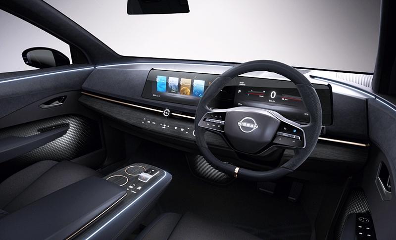 「7月にデビューする日産の新型EV「アリア」はGT-Rも真っ青のハイパワーマシン!?」の1枚目の画像