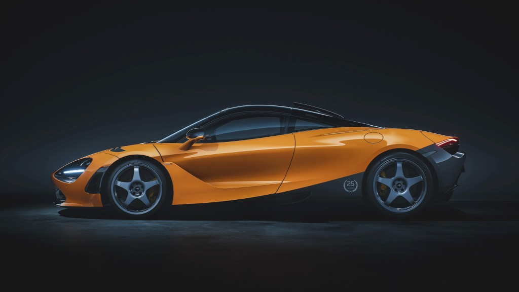 「マクラーレンのル・マン優勝25周年限定車の色はどうして「上野グレー」? 実は日本と深い関係があった!」の7枚目の画像