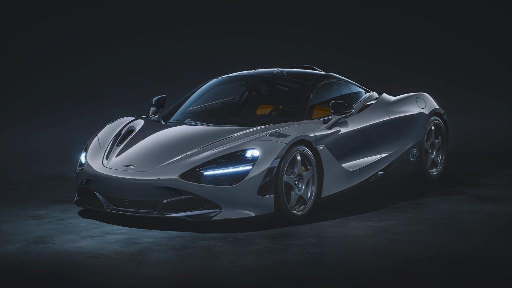 「マクラーレンのル・マン優勝25周年限定車の色はどうして「上野グレー」? 実は日本と深い関係があった!」の12枚目の画像
