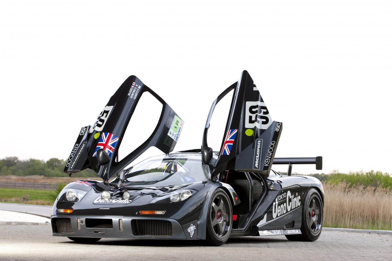 「マクラーレンのル・マン優勝25周年限定車の色はどうして「上野グレー」? 実は日本と深い関係があった!」の18枚目の画像