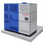 トヨタの定置式燃料電池発電機(FC発電機)の実証運転が開始 - TOYOTA_FC_Power_System_20200615_1
