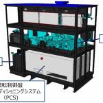 トヨタの定置式燃料電池発電機(FC発電機)の実証運転が開始 - TOYOTA_FC_Power_System_20200615_2