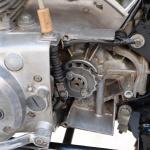 旧車再生の基本・リヤブレーキとチェーンを交換【49年前のCB125は直るのか? 素人再生記】 - cb125k_chain17